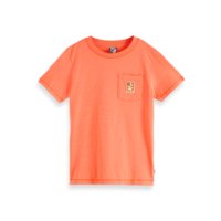 Scotch - Short sleeve with pocket 0856, 161950 - 4 year