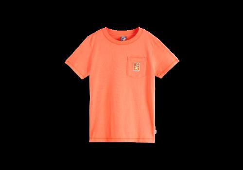 Scotch Shrunk Scotch - Short sleeve with pocket 0856, 161950