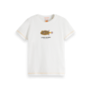Scotch Rbelle Scotch  - Short sleeve tee with artwork 0006, 161301