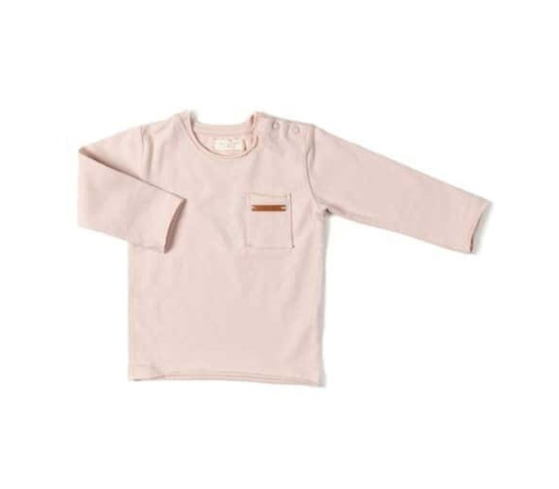 Nixnut -  Longsleeve old pink