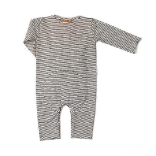 Nixnut Nixnut - Butt onesie stripe