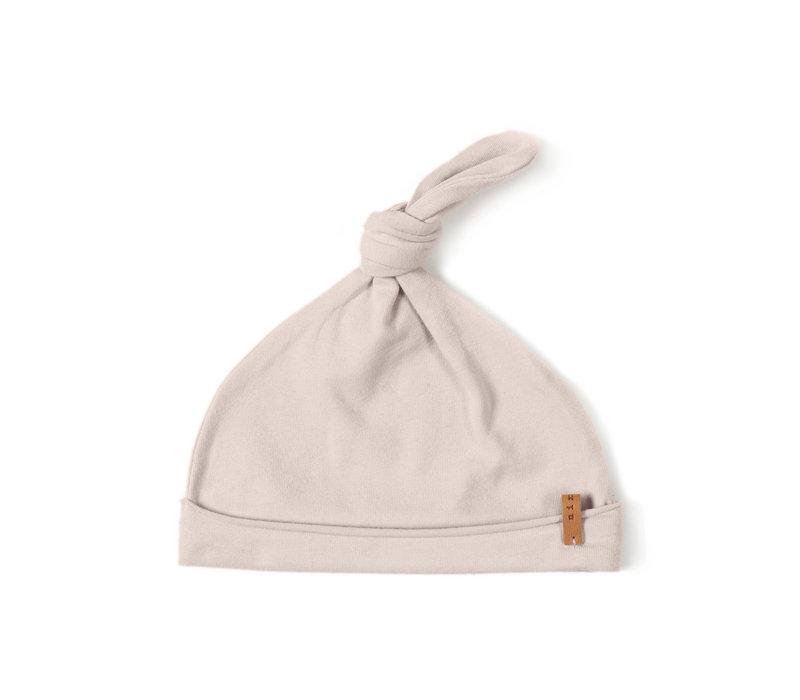 Nixnut - Newbie hat old pink  0-3 month