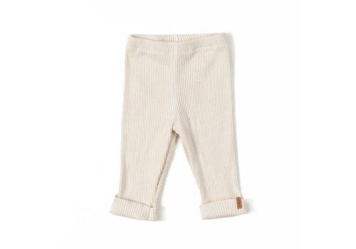 Nixnut Nixnut - Rib legging cream