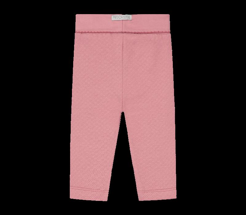 Mats&Merthe - Pants - Oud roze