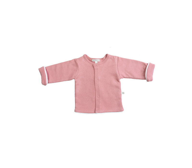 Mats&Merthe - Vest - Oud roze