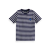 Scotch Shrunk Scotch - T-shirt with chest artwork 0217, 160110