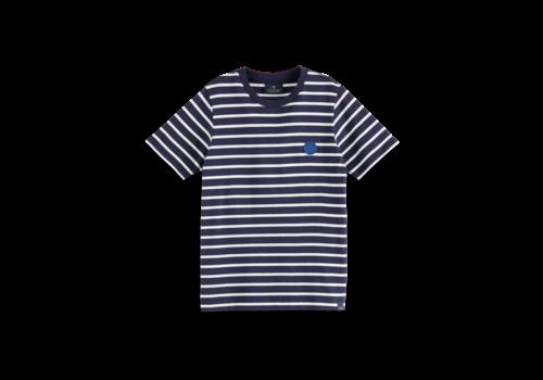 Scotch Shrunk Scotch - T-shirt with chest artwork 0217, 160110 - 12 year