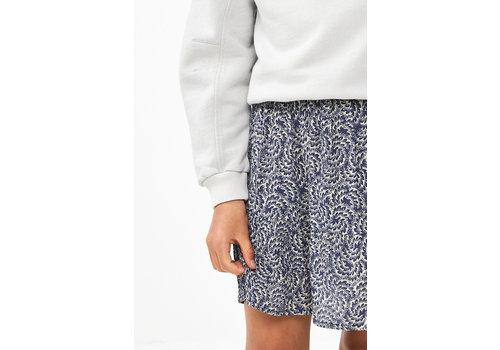 By-Bar By-Bar - Girls charlie skirt botanic blue