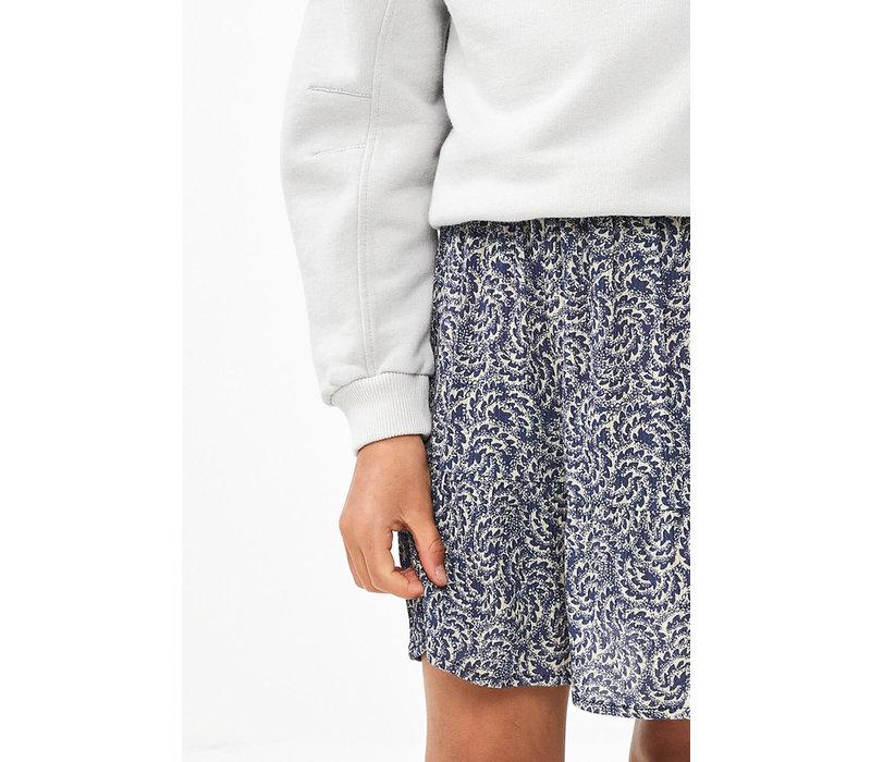 By-Bar - Girls charlie skirt botanic blue