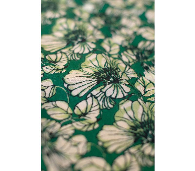 By-Bar - Girls luna skirt tropico evergreen - 8 year