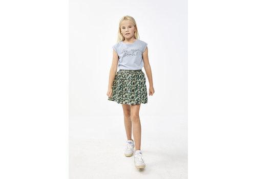 By-Bar By-Bar - Girls luna skirt tropico evergreen - 8 year