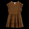 Scotch Rbelle Scotch -  Dress with layers stripes 0596, 161356