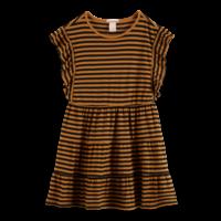 Scotch -  Dress with layers stripes 0596, 161356