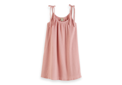 Scotch Rbelle Scotch - Dress with ties 0496, 162177 - 12 year
