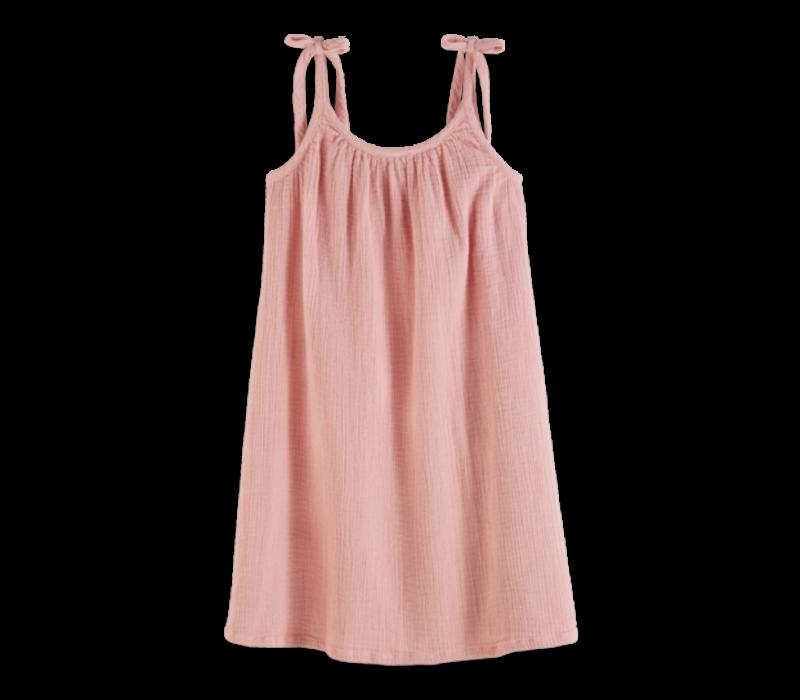 Scotch - Dress with ties 0496, 162177 - 12 year