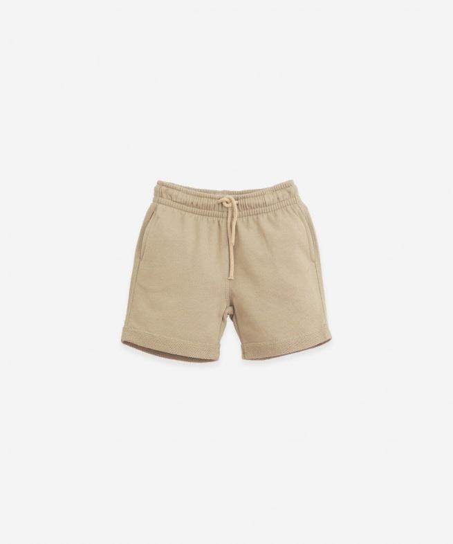 Play Up Play up - Fleece shorts P7154