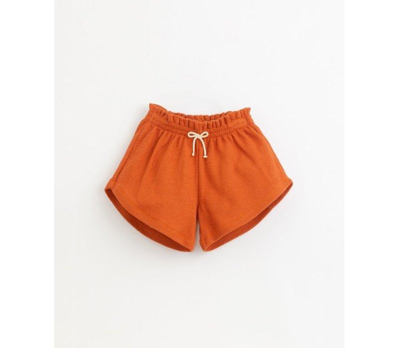 Play up - Interlock shorts P2064 - 4 year