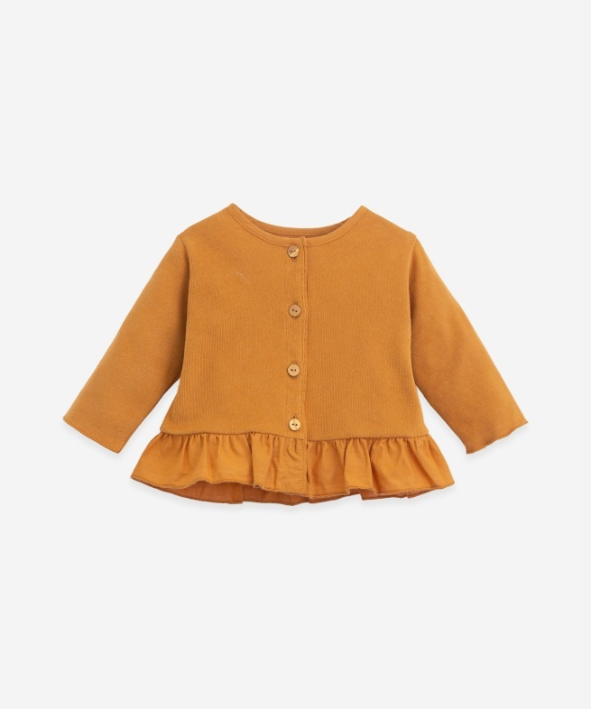Play Up Play up - Jersey cardigan P1079 3 month