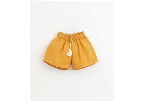 Play Up Play up - Linen shorts P1078