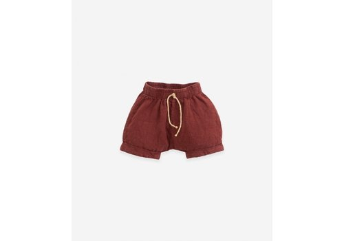 Play Up Play up - Linen shorts P4117 - 6 month