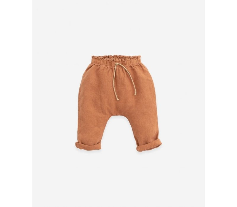 Play up - Linen trousers P4116