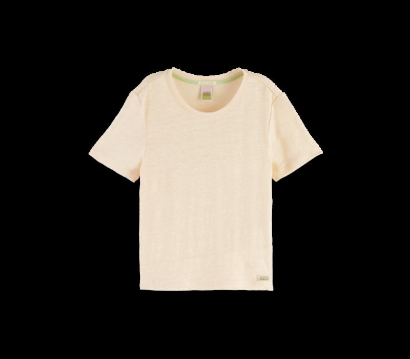 Scotch - Short sleeve tee 1666, 161310