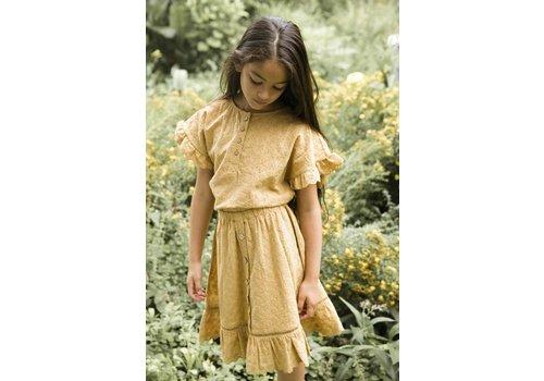 Ammehoela Ammehoela - June.04 mustard yellow - 122/128