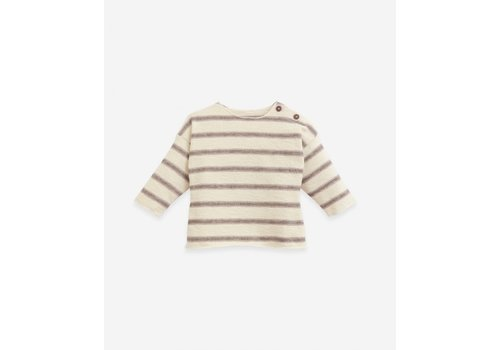 Play Up Play up - Striped jersey sweater R261B