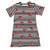 Snurk Snurk -  Clay crab t-shirt dress