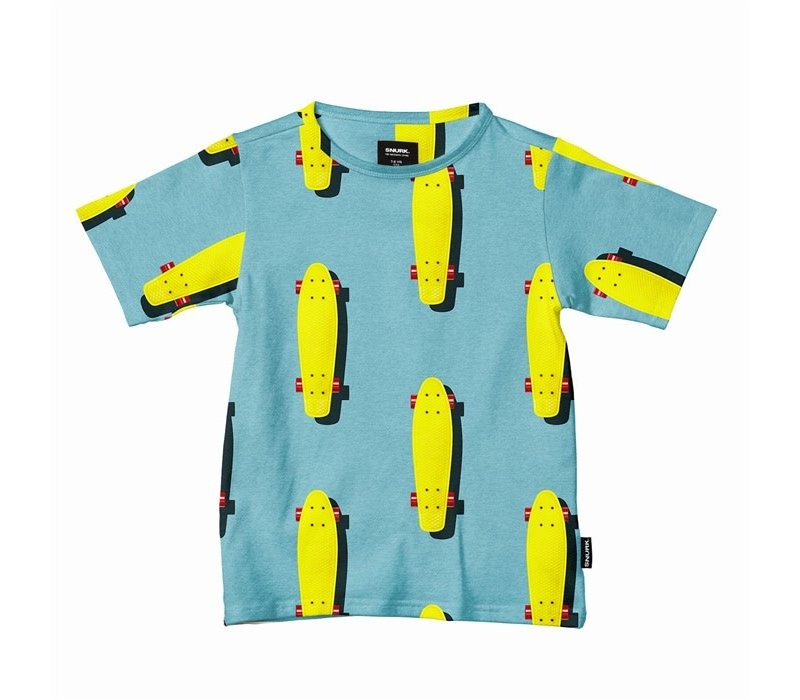 Snurk -  Skater t-shirt