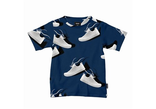 Snurk Snurk -  Sneaker freak t-shirt kids