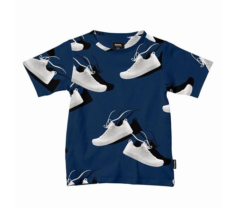 Snurk -  Sneaker freak t-shirt kids