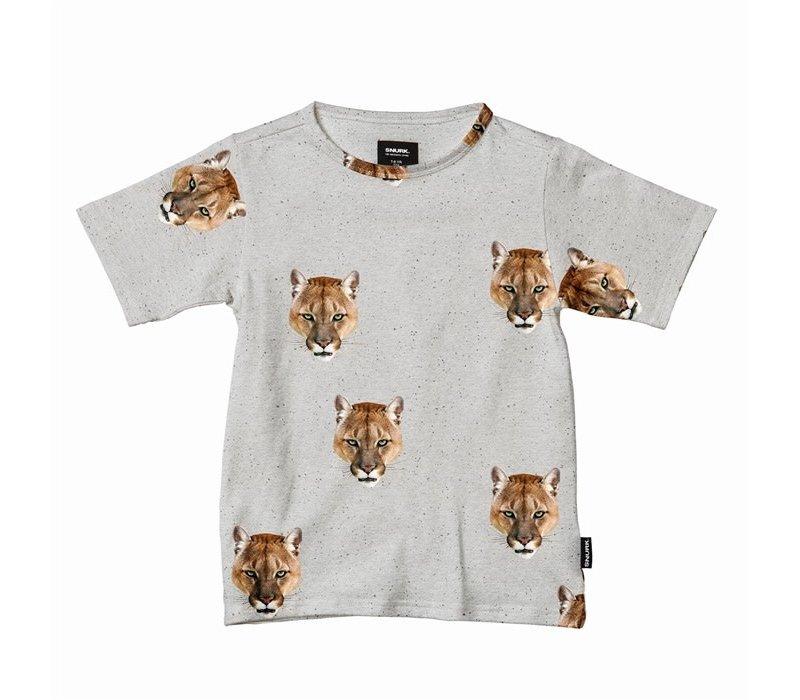 Snurk -  Puma t-shirt