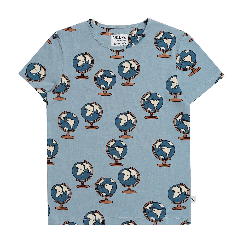Carlijn Q CarlijnQ - Globe t-shirt