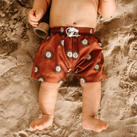 Your Wishes - Sunny swim shorts - 62/68