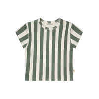 Your Wishes - Loose tee Bold Stripes