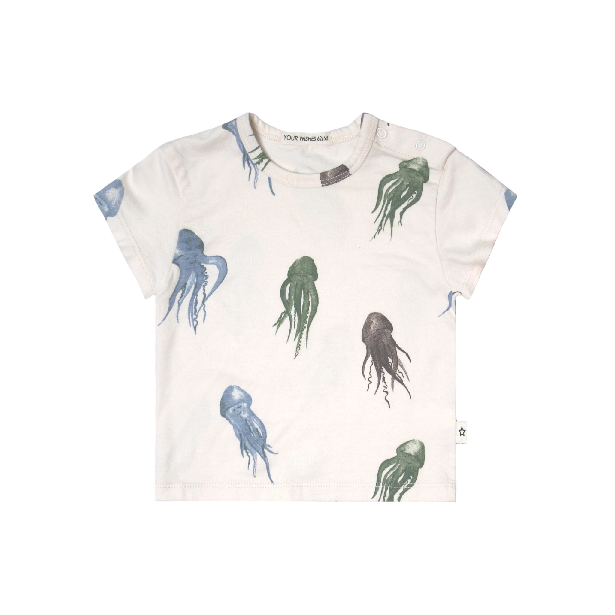 Your Wishes Your Wishes - Loose Tee Jellyfish
