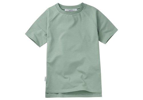 Mingo Mingo - T-shirt sea foam - 0/6 month