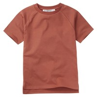 Mingo - T-shirt sienna rose - 0/6 month