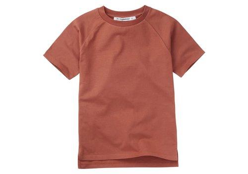Mingo Mingo - T-shirt sienna rose - 0/6 month