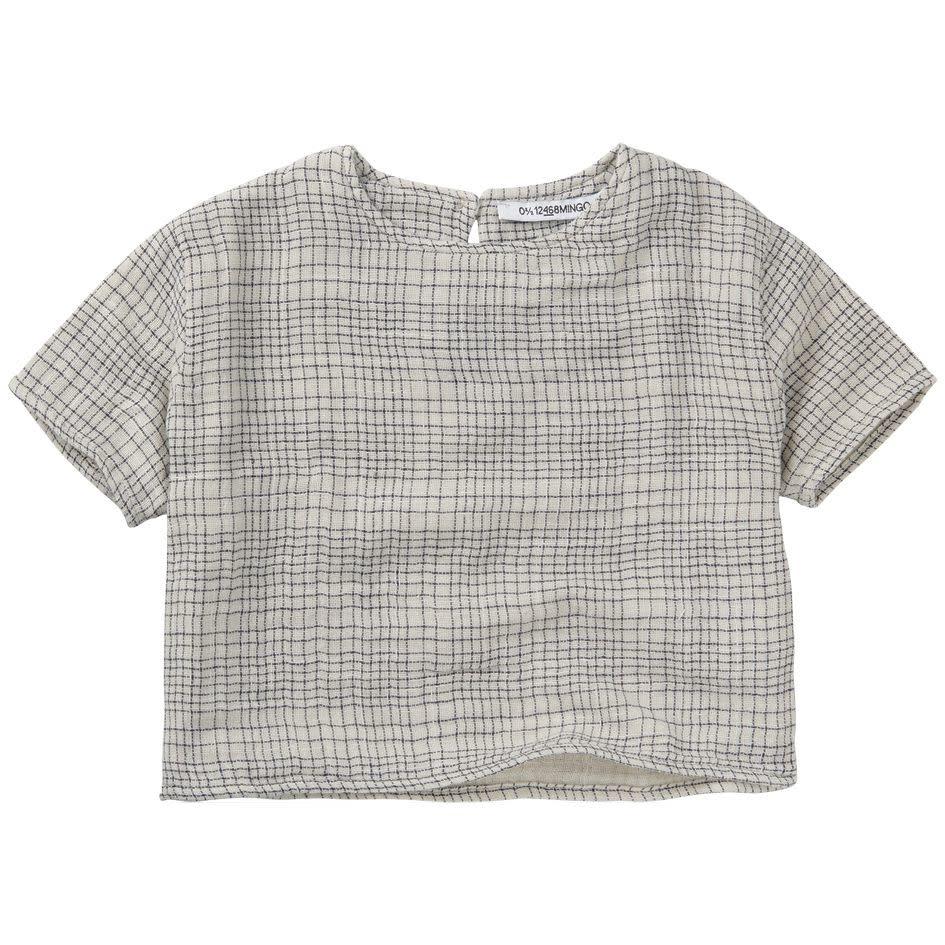 Mingo Mingo - Cropped top block pattern