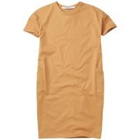 Mingo - T-shirt dress light ochre
