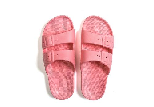 Freedom Moses Freedom moses - PU-slippers basic pink martin