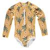 Beach & Bandits Beach & Bandits - Golden wattle swimsuit - 128/134