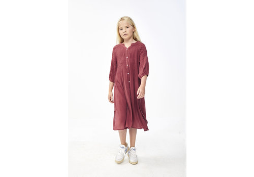 By-Bar By-Bar - Girls lou lou dress bright plum