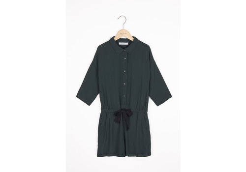 By-Bar By-Bar - Girls mimi short suit vintage green