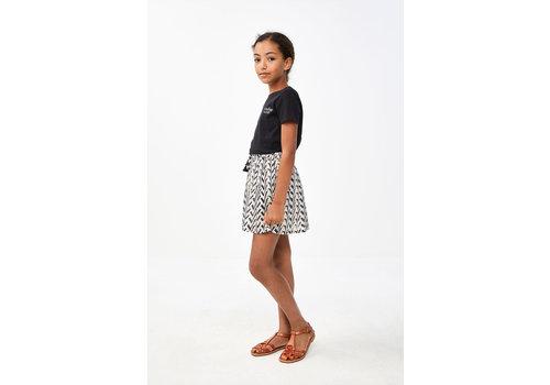 By-Bar By-Bar - Girls palino skirt coconut egg shell