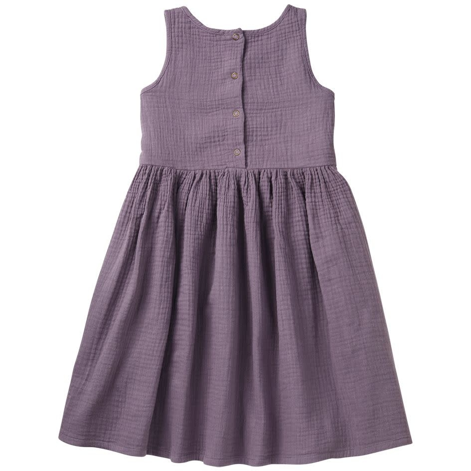Mingo Mingo - Muslin dress lavender