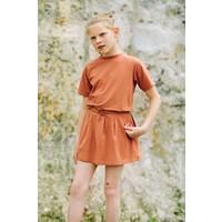 Mingo - Skirt sienna rose
