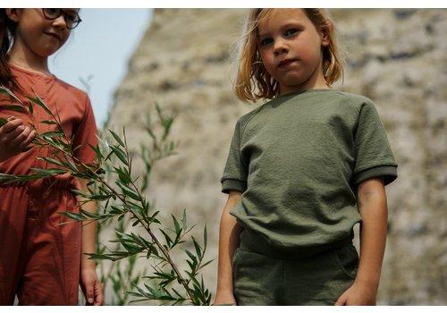 Mingo Mingo - T-shirt sage green